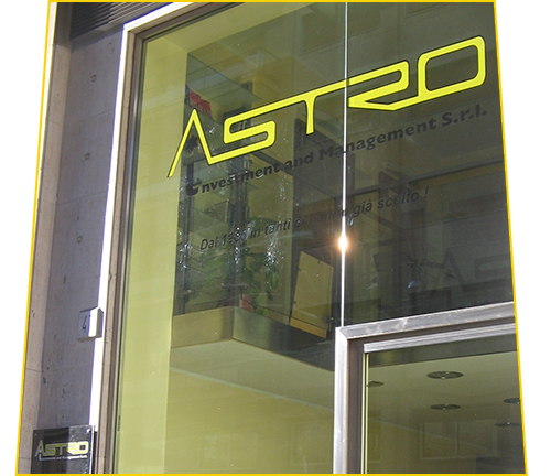 ASTRO INVESTMENT AND MANAGEMENT S.R.L. Immobiliare a Catania